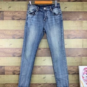 Zara denim for boys in light wash size 10/12